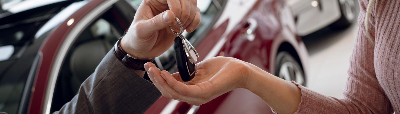 Clé crédit véhicule