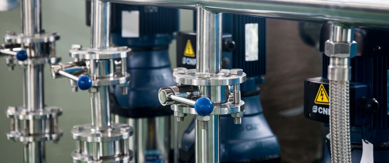Leasing machine de production