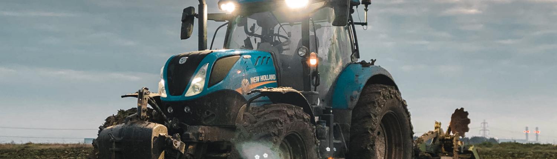 Leasing tracteur